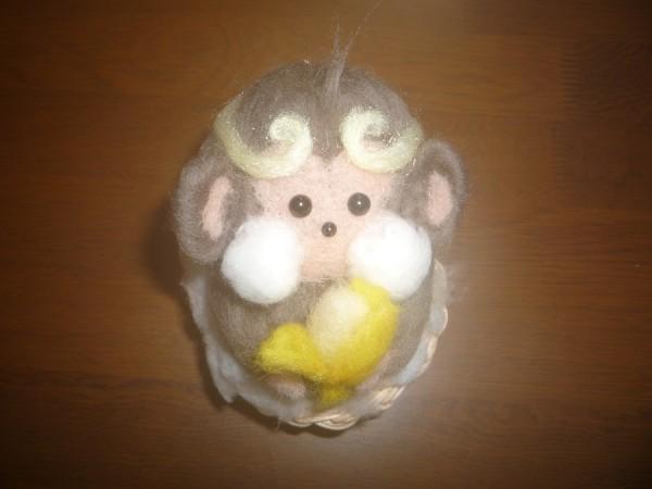 神秘のお猿さん